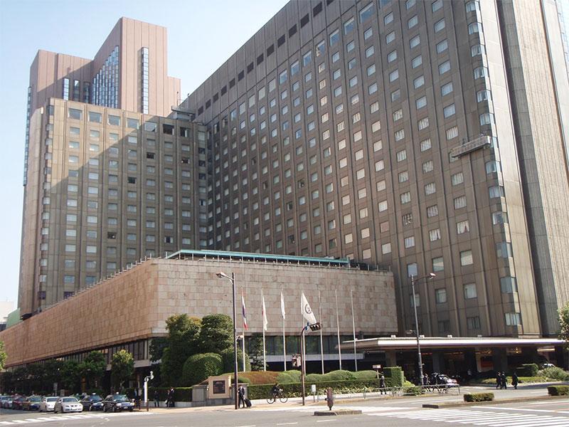 日本を代表する最高級ホテル 帝国ホテル